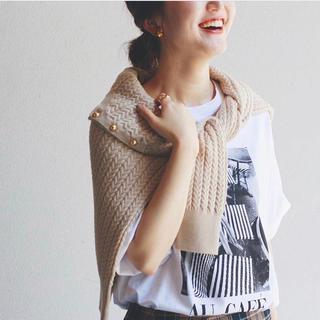 イエナ(IENA)のPhoto T(Tシャツ/カットソー(半袖/袖なし))