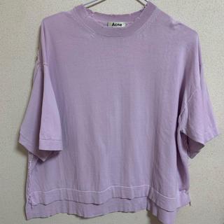 アクネ(ACNE)のacnestudios(Tシャツ(半袖/袖なし))