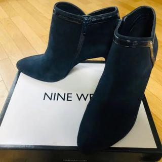 NINE WEST - 超美品 NINE WEST ショートーブーツ