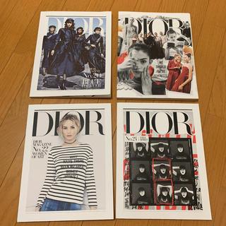 ディオール(Dior)のdior magazine(その他)