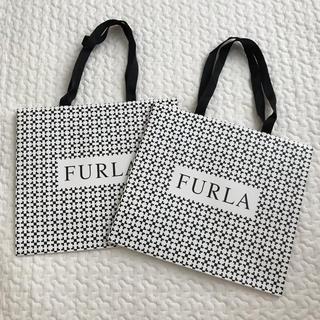 フルラ(Furla)のFURLA  紙袋 ショッパー ショップ袋(ショップ袋)