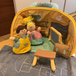 ボーネルンド(BorneLund)のボーネルンド 布おもちゃ Latitude ENFANT(ぬいぐるみ/人形)