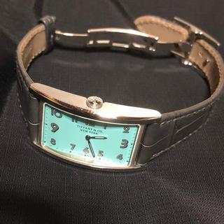 ティファニー(Tiffany & Co.)のティファニー イーストウエスト  tiffany 時計(腕時計)