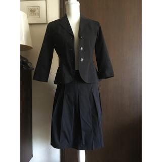 ミッシェルクラン(MICHEL KLEIN)のミッシェルクラン☆ 黒スーツ(スーツ)