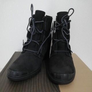 ソレル(SOREL)の新品ソレルレディースショートブーツ23.5cm(ブーツ)