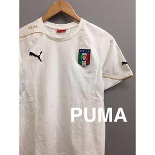 プーマ(PUMA)のプーマ PUMA サッカー イタリア代表 半袖 Tシャツ(その他)