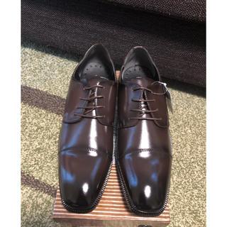 ビジネスシューズ 革靴 28cm [新品](ドレス/ビジネス)