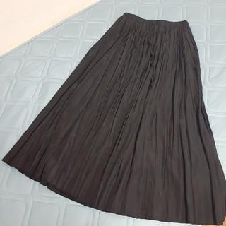 ホリデイ(holiday)の黒のロングスカート(ロングスカート)