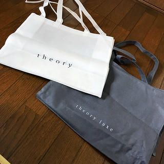 セオリー(theory)のショップ布袋(ショップ袋)