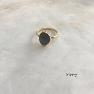 エンフォルド(ENFOLD)のカラーリング(ブルーグレー)(リング(指輪))