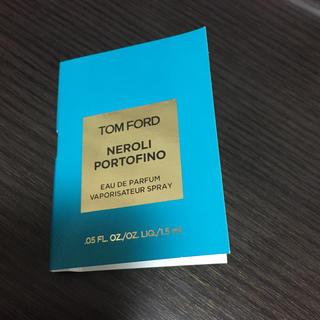 トムフォード(TOM FORD)のTOM FORD☆NEROLI PORTOFINO☆ネロリポルトフィーノ(香水(男性用))