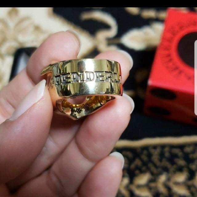 TENDERLOIN(テンダーロイン)のテンダーロイン k18  メンズのアクセサリー(リング(指輪))の商品写真