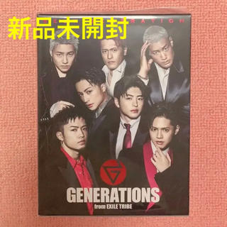 ジェネレーションズ(GENERATIONS)のBEST GENERATION(FC限定豪華盤)GENERATIONS アルバム(ミュージック)