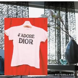 ディオール(Dior)のDIORのTシャツ(Tシャツ/カットソー(半袖/袖なし))
