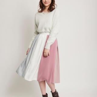 ノエラ(Noela)のノエラ  マルチカラースカート(ひざ丈スカート)