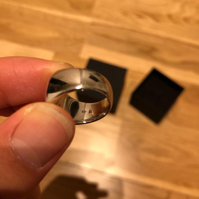 Edition(エディション)のTom wood polish ring トムウッド リング メンズのアクセサリー(リング(指輪))の商品写真