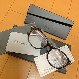 ディオール(Dior)のDIOR メガネ essence1(サングラス/メガネ)