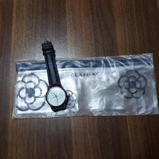 クレイサス(CLATHAS)のCLATHAS 腕時計 未使用品(腕時計)