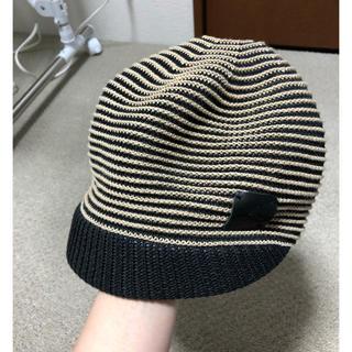 ヴィヴィアンウエストウッド(Vivienne Westwood)の【ヴィヴィアンウエストウッド】キャスケット 帽子 ハンチング(キャスケット)