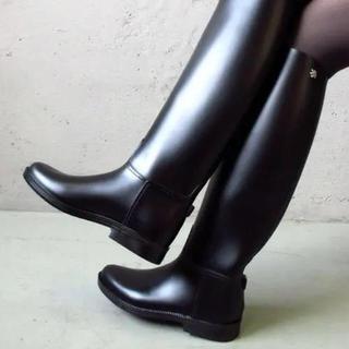 イエナ(IENA)の美品 メデュース MEDUSE フランス レインブーツ(レインブーツ/長靴)
