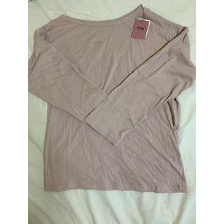 ワンアフターアナザーナイスクラップ(one after another NICE CLAUP)のMilky様専用 seemiロゴTシャツ(Tシャツ(長袖/七分))