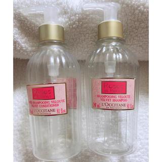 ロクシタン(L'OCCITANE)のl'occitane シャンプー&コンディション 空きボトル(容器)