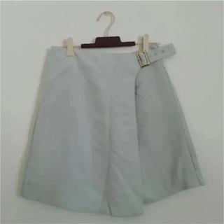ナイスクラップ(NICE CLAUP)の*スカート 水色*(ミニスカート)