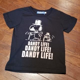 スヌーピー(SNOOPY)の子供服100 スヌーピーTシャツ(Tシャツ/カットソー)