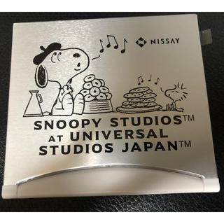 スヌーピー(SNOOPY)のスヌーピー デジタル時計 室内温度(置時計)