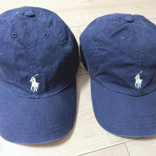 ポロラルフローレン(POLO RALPH LAUREN)のPOLO 帽子(キャップ)