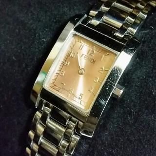 フェンディ(FENDI)のFENDIフェンディ レディース腕時計(腕時計)
