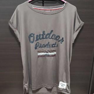 アウトドアプロダクツ(OUTDOOR PRODUCTS)のレディースTシャツ(Tシャツ(半袖/袖なし))