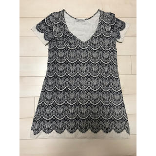ローズバッド(ROSE BUD)の【ROSE BUD】Tシャツ(Tシャツ(半袖/袖なし))