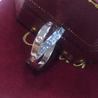 カルティエ(Cartier)のCartier リング 14号 超美品(リング(指輪))