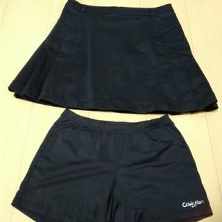 カルバンクライン(Calvin Klein)のcalvin klein golf  スカート size7 ❗(ウエア)