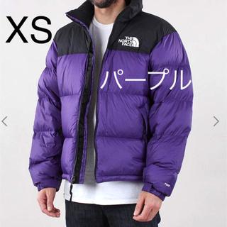 ザノースフェイス(THE NORTH FACE)のXS 新品☆ ヌプシジャケット ノースフェイス パープル Purple(ダウンジャケット)