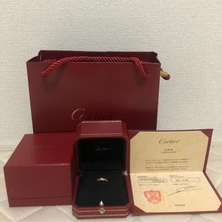 カルティエ(Cartier)のカルティエ Cartier  トリニティリング(リング(指輪))