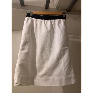 ギャップ(GAP)のGAP シンプルホワイトスカート ♡(ひざ丈スカート)