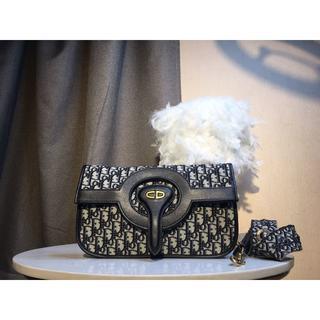 ディオール(Dior)のディオー   ル  レディース モ ブラック 未使用 新品 ハンドバッグ   モ(クラッチバッグ)