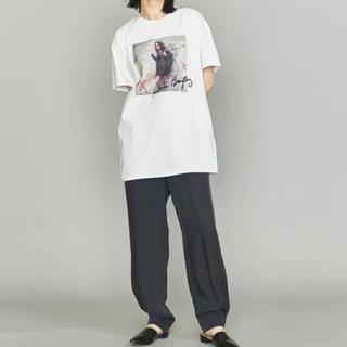 ビューティアンドユースユナイテッドアローズ(BEAUTY&YOUTH UNITED ARROWS)のB&Y別注 ROBERTA BAYLEY フォトプリント Tシャツ フォトT(Tシャツ(半袖/袖なし))