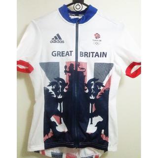 アディダス(adidas)の2016オリンピック イギリスチーム サイクルジャージ(ウエア)