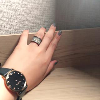 クロエ(Chloe)のクロエ 指輪 リング ブルーグレー(リング(指輪))