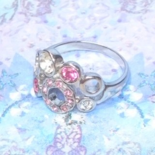 指輪 10号 ピンク(リング(指輪))