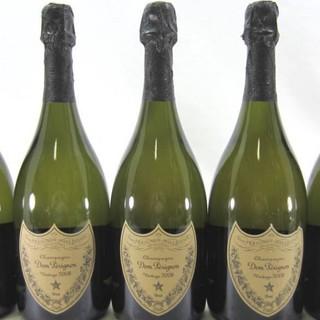 ドンペリ白×12 正規品新品未開封(シャンパン/スパークリングワイン)