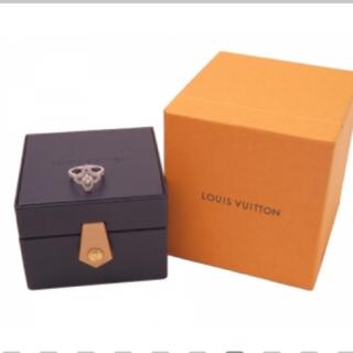 ルイヴィトン(LOUIS VUITTON)のヴィトン  ダイヤモンド リング 129万円★セール中★(リング(指輪))