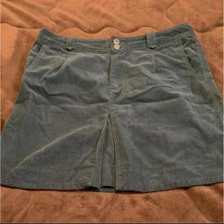 ギャップ(GAP)のGAP コーデュロイ膝丈スカート(ひざ丈スカート)