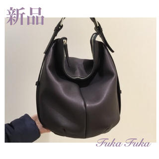 *新品*約6万円 KawaKawa カワカワ FUKAFUKA ショルダー