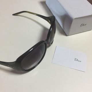 ディオール(Dior)のディオール  Dior サングラス(サングラス/メガネ)