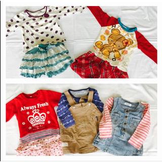 ベビーギャップ(babyGAP)の子供服 まとめ売り 90(その他)