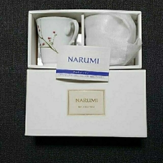 NARUMI - NARUMI マグカップ 2個【新品】